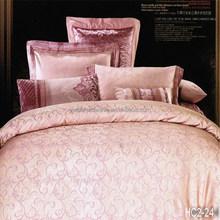 wholesale cute 100% silk/cotton jacquard adults camel quilt