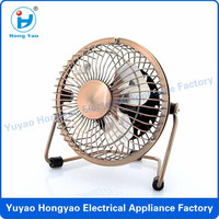Strong wind portable mini USB fan for office and car