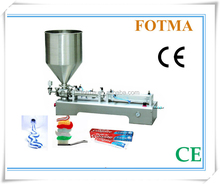 single head paste filling machine for Royal jelly