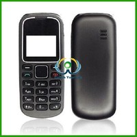 Full Housing Cover + Keypad for Nokia 1280 Black Mobile Phone Repair Parts