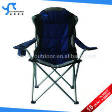 folding padded outdoor beach chair camping