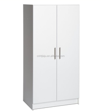 White sale Prepac Elite 32 Inch Wardrobe Cabinet used