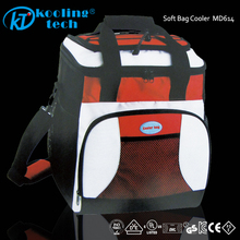 Nylon PE home AC/DC adapter backpack thermal cooler bags