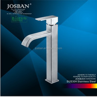 High quality never rust sus304 stainless steel body outdoor sink faucet