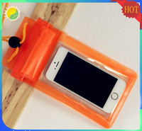 Wholesale PVC Bag Waterproof Phone Case Underwater Phone Pouch Dry For Iphone 4 /5S For Samsung S2/S3