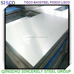 Hairline surface grade 200/300/400 series stainless steel plate