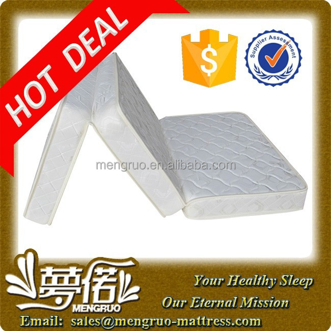 Alibaba online shopping foam 3 foldable mattress buy 3 for Online shopping for mattress