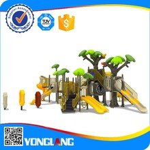 New style GS certificated kids park models play ground games kindergarten outdoor playground equipment