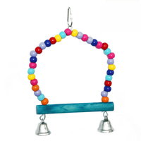 Loofah Ladder Toy for Bird and Parrot LB238