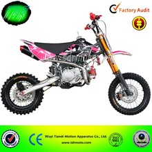 Dirt Bike 125cc Zongshen engine kick start dirt bike with 125cc Zongshen engine dirt bike