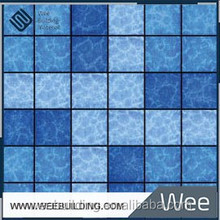 Item:DP909 China Flower 3D Mosaic Tiles For Outdoor Swimming Pool Tile
