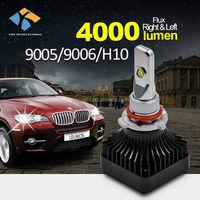 Car Bulb Autozone 9005 9006 High Beam LED Headlight