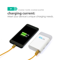 5v 1.0A 5200mah Power Bank External Battery Charger for Smartphones and Tablets