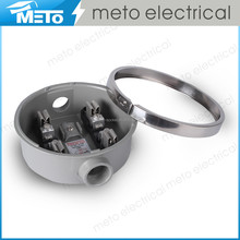 METO 100A Electrical Residential Round Meter Box Meter Base Socket