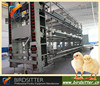 2015 New Style automatic chicken layer cage for sale in philippines