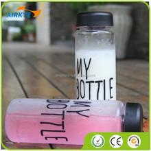 500ML Sports Health Fruit Infusing Infuser Water Case Lemon Juice Make My Bottle