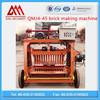 QMR4-45 price of concrete block machine, mobile block making machine