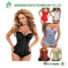 cheap bustier corset dress slimming corset with good quality