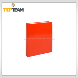 Factory price 6 soft leather ring binder planner,3 soft leather ring binder clip,soft leather ring binder