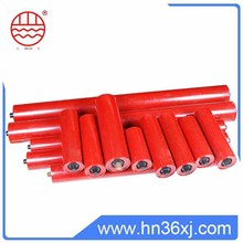 2016 China supplier long life chain driven roller conveyor for mines