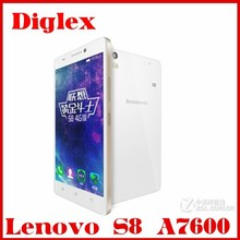 Original 5.5inch IPS Lenovo s8 A7600 Dual Sim MTK6752 2GB Ram 8GB Rom 13MP 4g lte OTG WIFI Smart phone