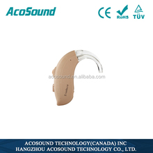 China Alibaba AcoSound Acomate 420 BTE CE TUV ISO Proved Cheap Digital Hearing Aids