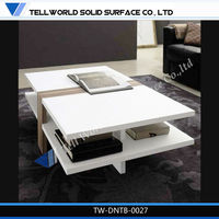 Modern coffee shop table,marble coffee table support custom make
