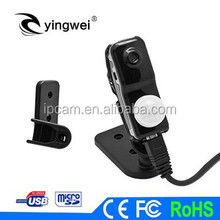 CE/ROHS DF-90 mini camera spy with human body induction function