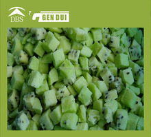 New Harvested Frozen Kiwi Fruit Dices