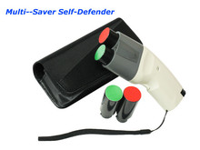 M-1 self defense self-defense product with two slots for personal security.