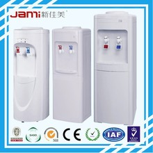 Home/office/school use cold and hot water dispenser with refrigerator