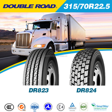 China truck tyre lower price 315 / 80 R 22.5, 315 70 R 22.5