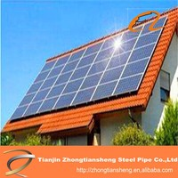 made in china roof mounting brackets / solar panel bracket / solar bracket