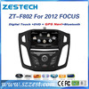 Car audio for ford focus 2012 accessories car media player hd