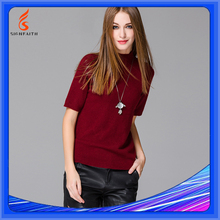 OEM Service, Women, Pullover, Designs Of Woolen Sweater