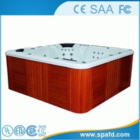 China Factory Whirlpool Spa Massage Outdoor Bathtub