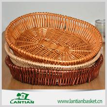 New gift 2015 new design wicker storage basket