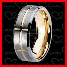 2015 fashion style titanium ring stainless steel ring wedding ring