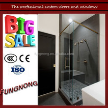 Made in China wholesale square walk in shower door with factory price