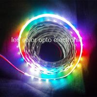 colour changing 5050 ws2811 ws2812b rgb led light strip