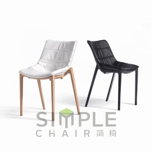 stacking plastic leisure chair