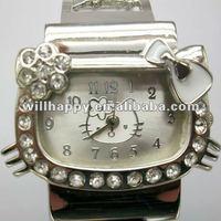 New fashion lady girl diamond jewelry wrist watch(SW-269)