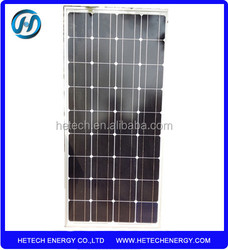 the lowest price solar panel mono 85watt from china supplire on alibaba