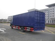 4x2 dongfeng 12t truck body cargo van body