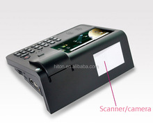 """Cheapest Factory 7"""" 7 inch 3G android all in one Point Of Sale with printer With Thermal printer NFC RFID scanner"""