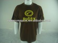 Rugby sublimée t chemise pour équipe vêtements
