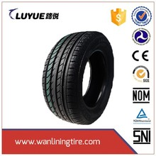 ban mobil china reliable brand luyue simi-Steel Radial cheap car tires 245/45ZR17 with cheap price made in dawang