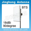 wireless wlan antenna 18dBi Dual-POL Enclosure Sector Antenna