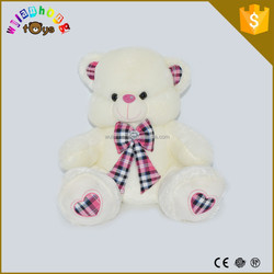 Factory Direct Sale Stuffed Animals Toys Lovely Hot Selling Cheap Teddy Bear With Tie