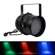 Par can light price PAR64 DMX512 181*10mm LED 49 red,72 green,60 blue